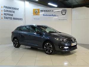 Renault Megane 3 Estate : voiture occasion renault megane estate iii 1 5 dci 110 fap energy eco2 bose 2015 diesel 61200 ~ Gottalentnigeria.com Avis de Voitures