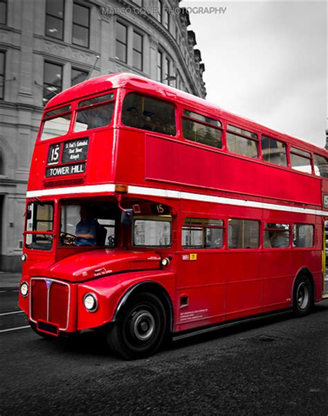 London Red Bus  Flickr  Photo Sharing