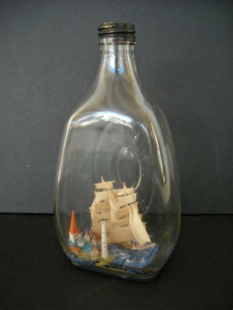 incredible ship  bottle art works