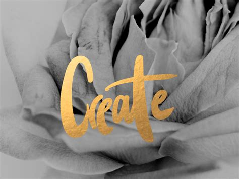 Believe, Inspire, Create