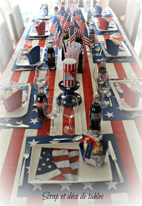 decoration anniversaire theme americain decoration anniversaire theme etats unis am 233 lie hachette