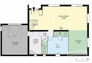 maison moderne de quatre chambres detail du plan de With plan de maison a etage 3 vaste villa detail du plan de vaste villa faire