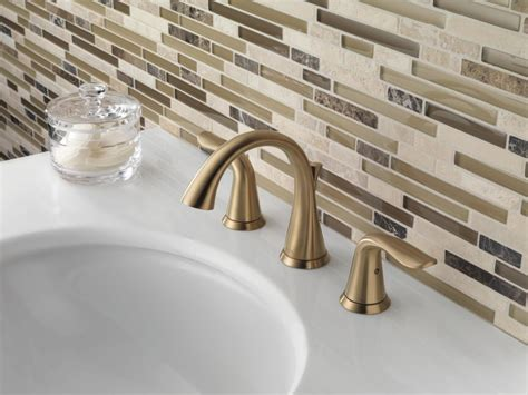 bathroom adorable champagne bronze bathroom faucet