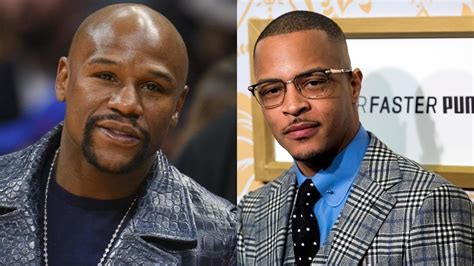 Ti,50 Cent, Floyd Mayweather And Other Black Rapper's Beef