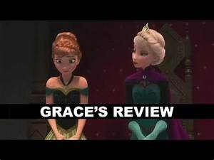 Disney's Frozen Movie Review : Beyond The Trailer - YouTube