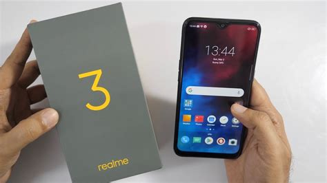 realme 3 unboxing overview with sles