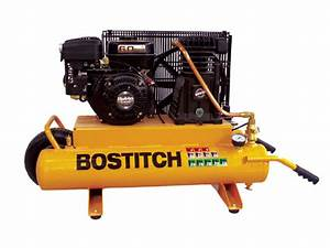Speedynails  Bostitch Cap6080wb 6 Hp    8 Gallon Air Compressor