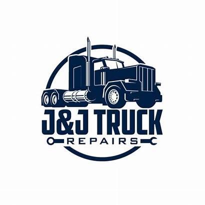 Truck Repair Mechanical Workshop Been Business Card