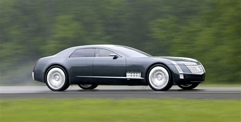 1000hp Cadillac Sixteen Concept To Appear At Amelia