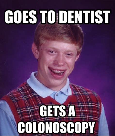 David At The Dentist Meme - dentists should be outlawed