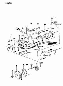 1991 Jeep Wrangler Steering Column Diagram