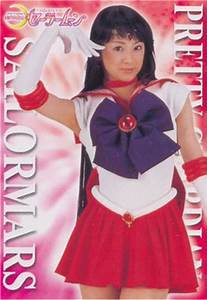 1000+ images about PGSM Sailor Moon Live Action Series Fan ...