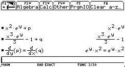 Partielle Ableitung Berechnen : exakte differentialgleichungen mit dem ti 92 ~ Themetempest.com Abrechnung