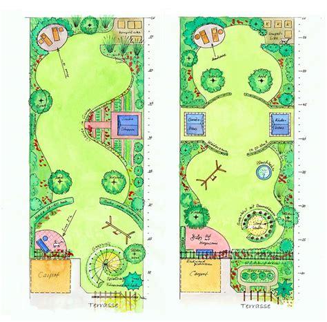 Ideen Garten Aufteilung by Gartenberatung Beispiele