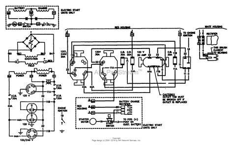 Coleman Powermate Generator Wiring Diagram by Coleman Powermate 5000 Generator Wiring Diagram