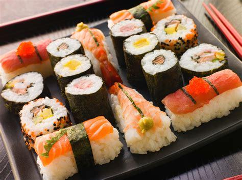 cuisine sushi image gallery japanese food sushi