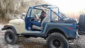 1979 Jeep Cj7 Climbing