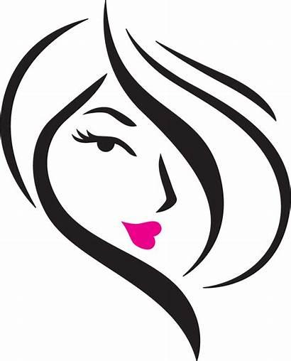 Salon Makeup Face Icon Transparent Stylist Clipart