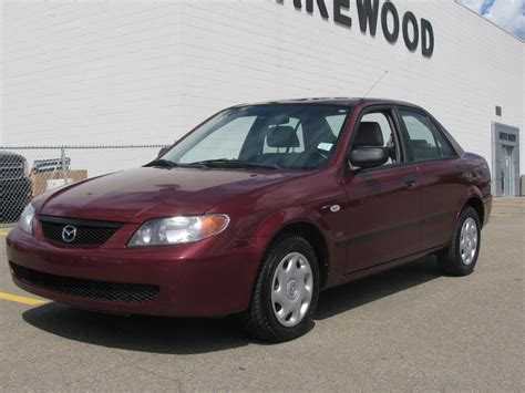 Used 2003 Mazda Protege Now On Sale At Lakewood Chevrolet
