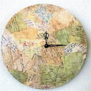 Vintage Chic Clock, Home and Living, Decor and Housewares