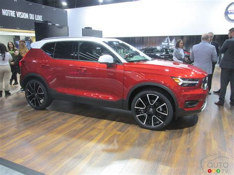 volvo auto 2019 the 2019 volvo xc40 introduced at montreal auto show car