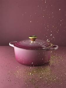 Le Creuset's Limited Edition Berry Pink - Visi