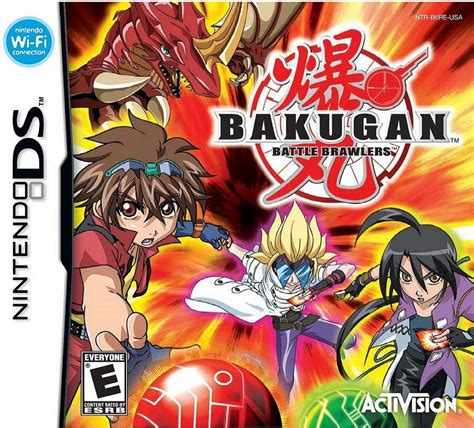 Bakugan Battle Brawlers Ds Review Any Game