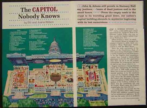 capitol building  history secrets ebay