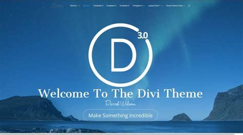 Divi Theme - Divi 3.0.92 for Wordpress by Elegant Themes - Online Training Courses, Live Classes