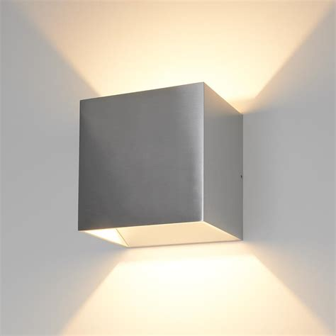 qb led wall sconce by bruck lighting