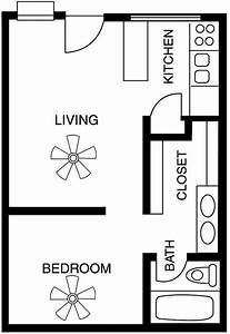 Studio apartment floor plans google search studio for 1 bedroom studio apartment floor plan