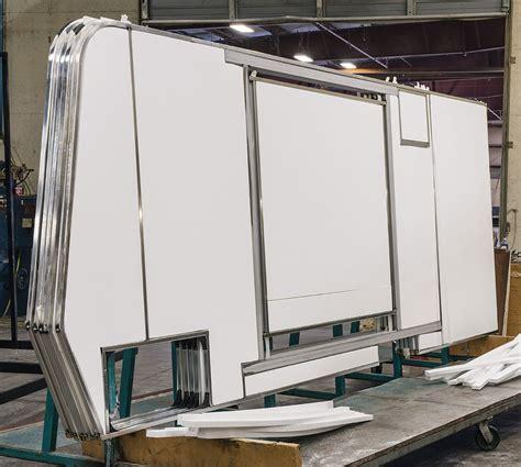 spree luxury lightweight travel trailer features   rv