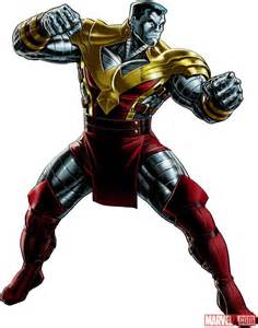 Marvel Avengers Alliance Colossus