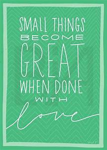 Small Quotes | I Inspiration