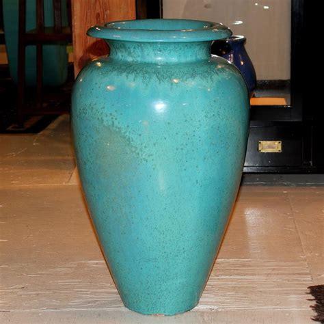 Outdoor Vases And Urns by Large Vintage Gladding Mcbean Jar Pottery Garden Urn