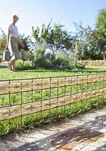 Pinterest Bricolage Jardin : 10 id es pour fabriquer soi m me une cl ture de jardin ~ Melissatoandfro.com Idées de Décoration