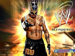 ALL SPORTS PLAYERS: Wwe Rey Mysterio 619 New HD Wallpapers
