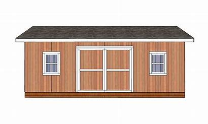 Howtospecialist Plans Shed Building 12x24