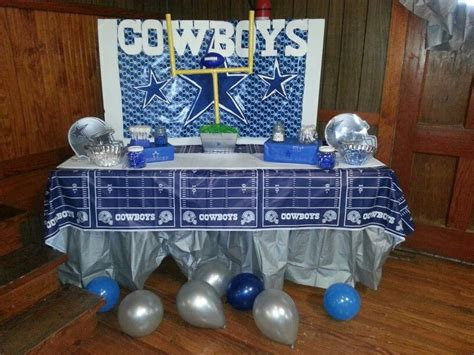 Dallas Cowboys Birthday Party Candycake Table  Goal Post. L Shaped Kitchen Designs With Island Pictures. Kitchen Design India. Kitchen And Design. Camper Trailer Kitchen Designs. Kitchen Remodel Design Software Free. Kitchen Room Design Tool. Tuscan Style Kitchen Designs. High End Kitchens Designs