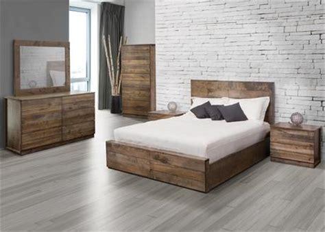 bureau chene massif moderne jc perreault chambre contemporaine durham mobilier