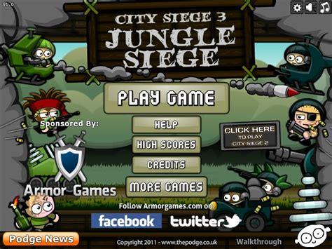 city siege 4 city siege 3 jungle siege hacked cheats hacked free