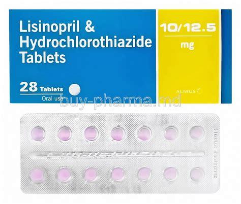 lisinopril hydrochlorothiazide generic buy lisinopril