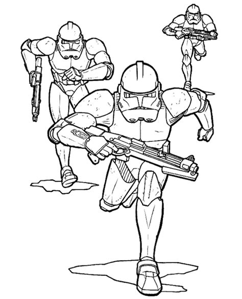 stormtroopers printable coloring sheet topcoloringpagesnet