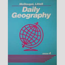 Daily Geography Grade 4 (p) By Blaga, Lucas, & Lucas [0812370279]  $795  K12 Quality Used