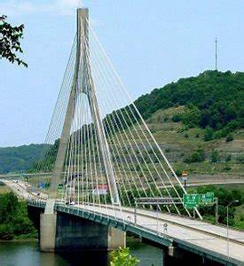 Composite Bridge Deck Design Opac Weirton Steubenville Bridge