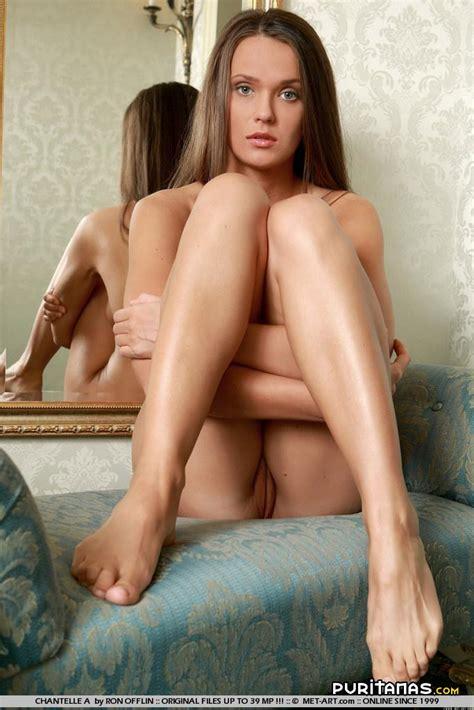 Morena Desnuda Con Cara Angelical