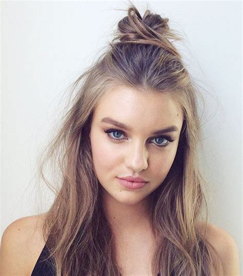 Easy Hairstyles For Hair Day by Best 25 Easy Hairstyles Ideas On Hair Styles