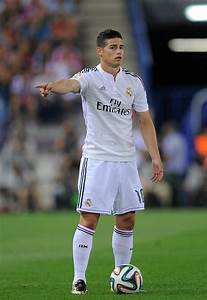 James Rodriguez Photos Photos - Club Atletico de Madrid v ...