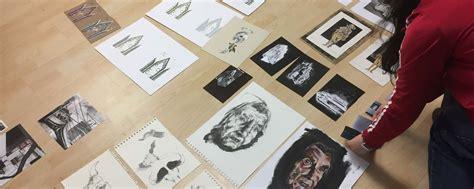 erfolgreiche mappe kunst design kuenstlerisches studium