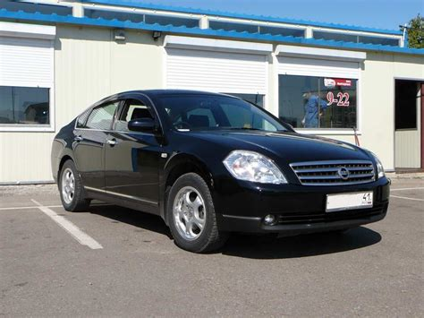 Nissan Teana Picture by 2004 Nissan Teana Pictures 2500cc Gasoline Automatic